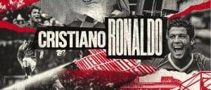 cristiano ronaldo welcome home